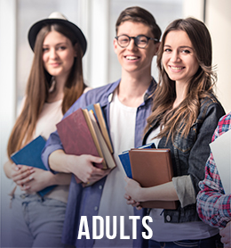 Cursos de Inglés para adultos