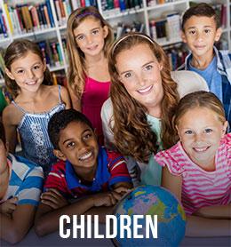 Cursos de Inglés para niños y niñas